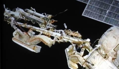 Οι ρώσοι κοσμοναύτες έθεσαν ένα νέο «διαστημικό» ρεκόρ