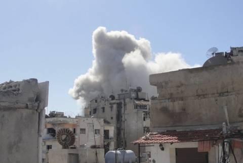 Στη Δαμασκό επιθεωρητές του ΟΗΕ