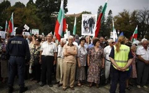 Συνεχίζονται οι αντικυβερνητικές διαδηλώσεις στη Σόφια
