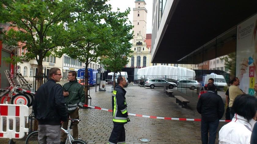 Όμηροι δεκάδες πολίτες σε Δημαρχείο πόλης της Γερμανίας