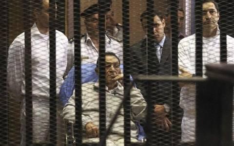 Ελεύθερος μέσα στην εβδομάδα ο Μουμπάρακ