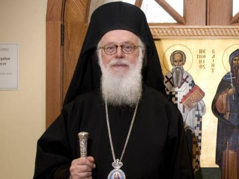 Αρχιεπίσκοπος Αναστάσιος:Οι Ορθόδοξοι εδώ ξαναζούμε εποχές Xότζα!