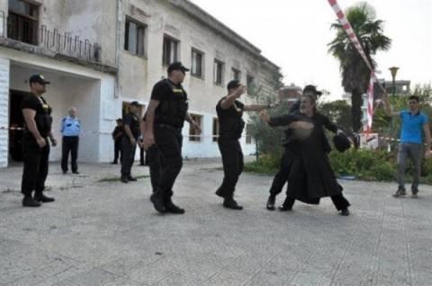 Πρεμετή:Νέα επεισόδια μεταξύ ανδρών σεκιούριτι και Ελληνορθοδόξων