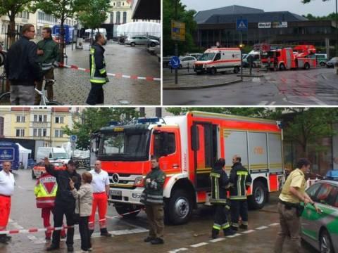 Γερμανία: Έληξε η ομηρεία στο δημαρχείο του Ίνγκολστατ