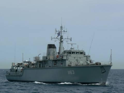 Νεκρός βρέθηκε Επικελευστής του Π.Ν. μέσα σε πολεμικό πλοίο