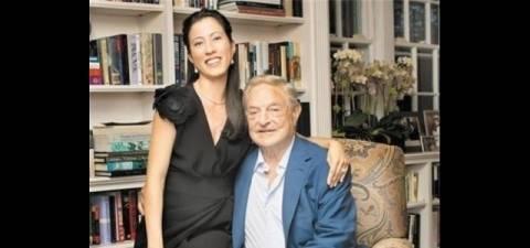 Οι εκλεκτοί καλεσμένοι στο γάμο του Soros στις 21 Σεπτεμβρίου