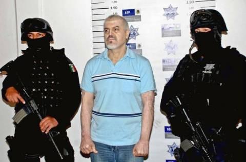 ΗΠΑ: 15 χρόνια κάθειρξη για μεξικανό «βαρόνο» των ναρκωτικών