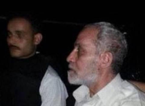 Συνελήφθη ο ανώτατος πνευματικός ηγέτης  «Μουσουλμανικής Αδελφότητας»