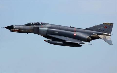 Χαμηλή πτήση τουρκικών μαχητικών πάνω από ελληνικό νησί