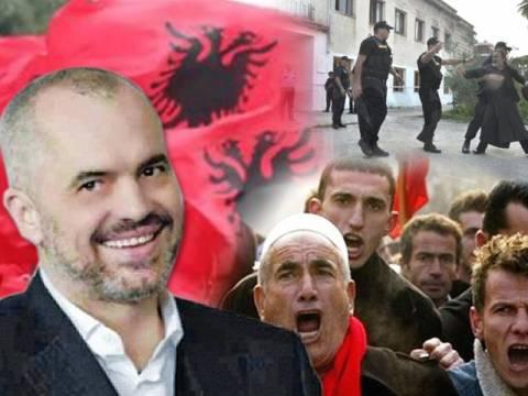 Αλβανικό ΥΠΕΞ: Ρόδα πέταξε την πέτρα  στο… ελληνικό προξενείο!