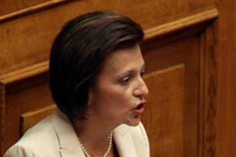 Χρυσοβελώνη:Ψεύδεται ο κ. Στουρνάρας για ΤΑΙΠΕΔ και Βουλή