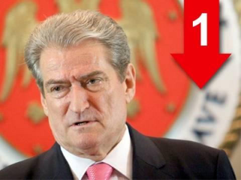 «Απαράδεκτη & παράλογη παρέμβαση σε εσωτερικές υποθέσεις της Αλβανίας»