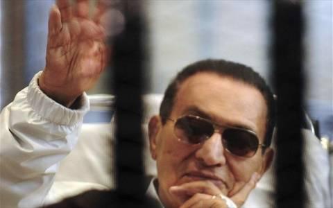 Αίγυπτος: Ελεύθερος ο Χόσνι Μουμπάρακ