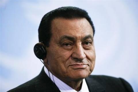 Σε κατ΄οίκον περιορισμό θα τεθεί ο Μουμπάρακ