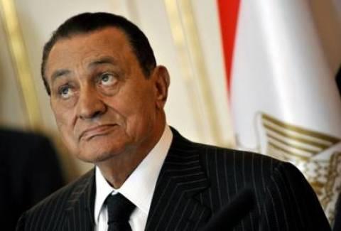 Δόθηκε η εισαγγελική εντολή για την αποφυλάκιση του Μουμπάρακ