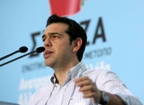 Τσίπρας:Με το που θα εκλεγούμε θα επανέλθει το θεσμικό πλαίσιο της ΕΡΤ