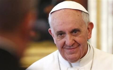 19χρονος δέχθηκε τηλεφώνημα... από τον Πάπα