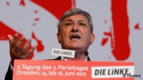 Ρίξινγκερ: Η Ελλάδα έκανε τη Γερμανία...βαρέλι δίχως πάτο