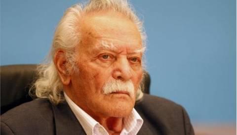 Γλέζος: Πως αποδέχεται ο Σαμαράς σαν υπ.Οικ. της Ελλάδας τον Σόιμπλε;
