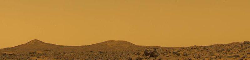 Μία μέρα στον πλανήτη Άρη