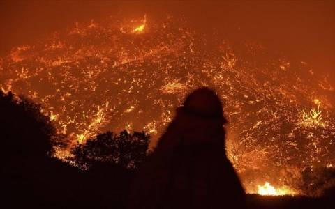 ΗΠΑ: Η πυρκαγιά απειλεί την ηλεκτροδότηση του Σαν Φρανσίσκο