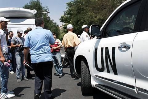 Στη Δαμασκό η Ύπατη Εκπρόσωπος του ΟΗΕ