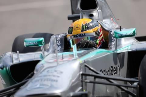 Ο Χάμιλτον την pole position στην πίστα του Spa στο Βέλγιο