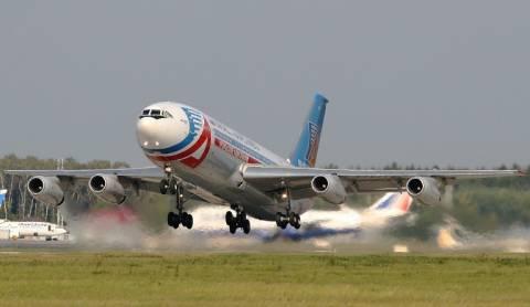 Ρωσία: Αεροσκάφος προερχόμενο από τη Ρόδο βγήκε εκτός διαδρόμου