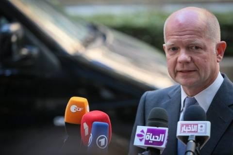 Χέιγκ: Δυνατή η στρατιωτική απάντηση στη Συρία χωρίς το Σ.Α του ΟΗΕ