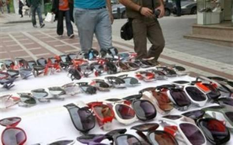 Συνεχίζεται η αστυνομική επιχείρηση για το παρεμπόριο στην Αθήνα