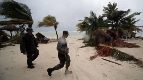 Μεξικό: 13 νεκρούς άφησε πίσω της η τροπική καταιγίδα Φέρναντ