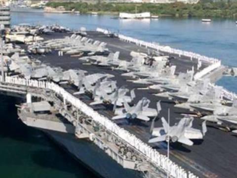 Οι ΗΠΑ ζητούν Σούδα-Καλαμάτα ενόψει πιθανής επίθεσης στη Συρία