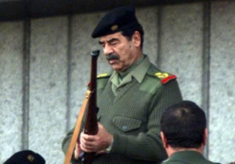 Με τη βοήθεια της CIA ο Σαντάμ επιτέθηκε με χημικά όπλα στο Ιράν