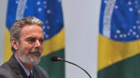 Παραιτήθηκε ο Υπουργός Εξωτερικών της Βραζιλίας