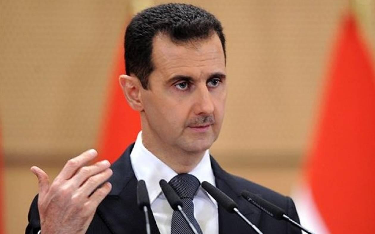 Βρετανία-Συρία: Το Λονδίνο δεν αποβλέπει στην ανατροπή του Άσαντ