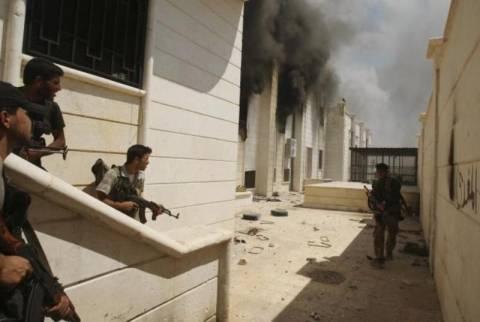 ΗΠΑ: Συνομιλίες «ενοχοποιούν» τη Δαμασκό για τα χημικά όπλα