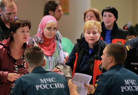Η Ρωσία απομακρύνει τους πολίτες της από τη Συρία