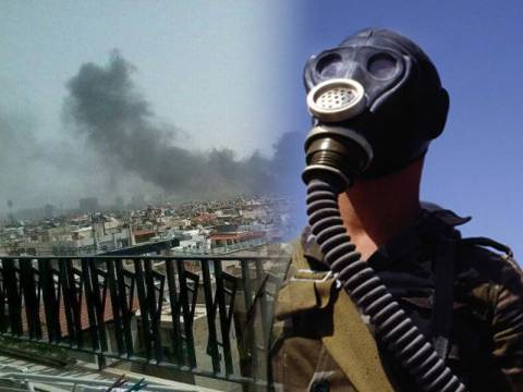 Συρία: Οι επιθεωρητές του ΟΗΕ βρήκαν ίχνη «χημικής ουσίας»