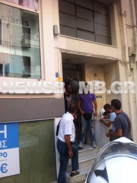 49bd29320a3c ΣΟΚ  Νεκρός στο σπίτι του ο Μιχάλης Ασλάνης - Newsbomb - Ειδησεις - News