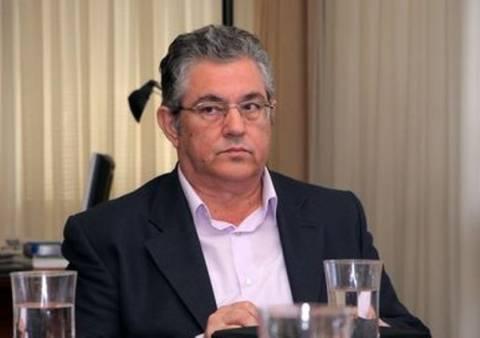 Συνάντηση γγ του ΚΚΕ Δ. Κουτσούμπα με τον Ρώσο Πρέσβη για την Συρία