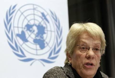 «Βόμβα» ΟΗΕ:Έχουμε ισχυρές ενδείξεις ότι οι αντάρτες έριξαν τα χημικά!