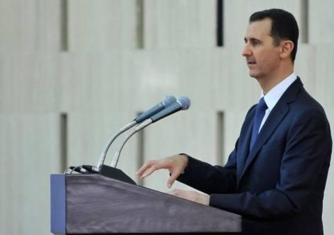 Άσαντ: Η Συρία θα αμυνθεί κατά οποιασδήποτε επίθεσης