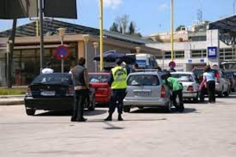 Οι τελωνειακοί μπλόκαραν κλεμμένα πολυτελή αυτοκίνητα στην Κακκαβιά
