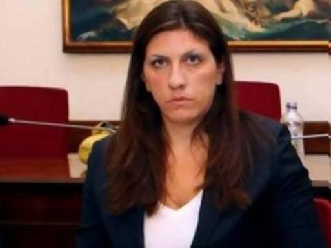 Κωνσταντοπούλου:Νέα τροπολογία υπόθαλψης για τον Πρόεδρο της ΕΛ.ΣΤΑΤ.