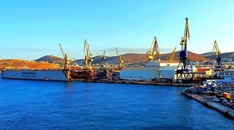 Βουλή: Υπερψήφιση τροπολογίας για το ναυπηγείο της Σύρου