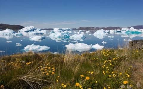 Πράσινη η Γροιλανδία έως το 2100;