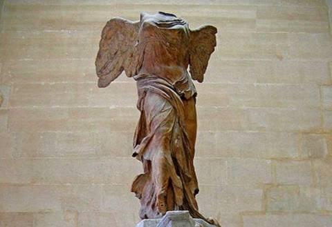Γεροντόπουλος:Να συντηρήσουμε εμείς το άγαλμα της Νίκης της Σαμοθράκης