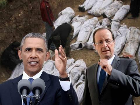 Συρία: Στις ΗΠΑ στραμμένα όλα τα βλέμματα