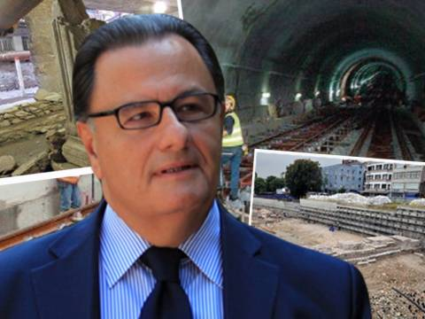 Παναγιωτόπουλος: Εθνική υπόθεση τα αρχαία στο Μετρό Θεσσαλονίκης