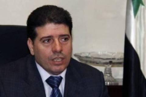 Πρωθυπουργός Συρίας: Ο στρατός βρίσκεται με «το δάκτυλο στην σκανδάλη»